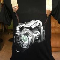 harga Baju Kaos Kemeja Tshirt Camera Canon 3d Fit Body Distro Murah Pria Tokopedia.com