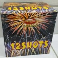 Jual Kembang Api Cake 12shots Murah