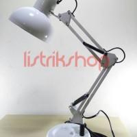 harga Lampu Meja / Lampu Belajar Model Arsitek Putih - Mt810 Tokopedia.com