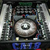 Murah Power Amplifier Soundstandard CA18 body panjang