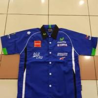Jual kemeja motoGP yamaha movistar new 2017 Murah