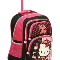Jual Tas Trolly Hello Kitty Anak SD Murah