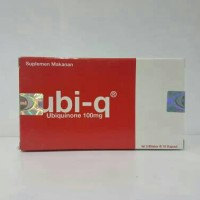 UBI Q 100 MG    Strip isi 10 kapsul
