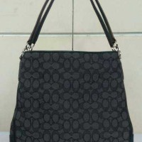 Coach Original Phoebe Siagn Black. Coach Phoebe Sign Black