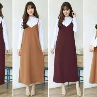 Jual long maxi overall dress Murah