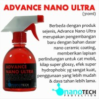 Jual Advance Nano Ultra Ceramic Coating Wax Quick Spray Sealant Protection Murah