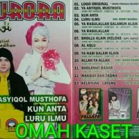 kaset VCD original OM AURORA religi volume 1