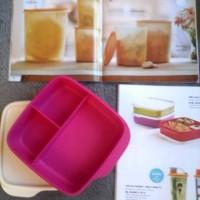 Lolly Tup/ Wadah Makan/ Bekal/ Kotak Makan/ Lunch Box/ Tupperware