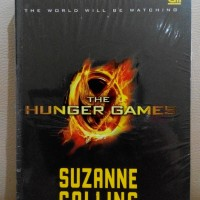 Jual Buku The Hunger Games karya Suzanne Collins  Murah