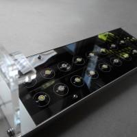 harga 30cm Lh103-laser14w Led Lamphood Aquascape Lampu Aquarium Tokopedia.com