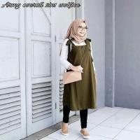 Baju Atasan Wanita Baju Murah Muslim Blus Tunik Hijab Kode Ic80005