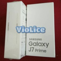 New Samsung Galaxy J7 Prime Garansi Resmi SEIN Ready White Gold