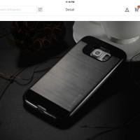 Verus Verge Tough Armor Case For  Samsung Galaxy S6 B1989