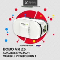 Jual Bobo VR Z3 Virtual Reality Glasses |Cardboard 3D Google VR Box Murah