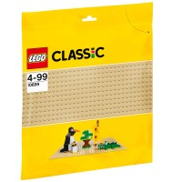 Lego Baseplate 10699 - Classic 32x32 Base Plate - Sand