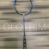Promo! Raket Badminton Yonex Arcsaber 001 Bonus BG 6 dan Cover