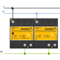 ATSUB Series (Alat Proteksi Tegangan Berlebih ) ( AT-8287)