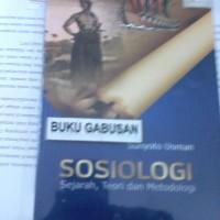 BUKU SOSIOLOGI SEJARAH TEORI DAN METODOLOGI - S USMAN - sp