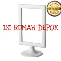 Ikea Tolsby Frame Photo - Bingkai Foto Gambar 2 Sisi Bolak Balik