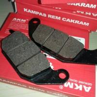 harga Kampas Rem Cakram Supra X 125 (akm) Tokopedia.com
