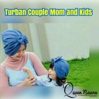 Jual Jilbab / Hijab Anak Bayi Balita / Royal Turban Couple Pita Murah