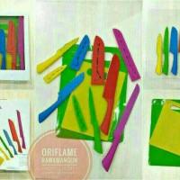 Colourfull Knife Set Oriflame