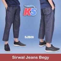 Jual Promo Sirwal Ikhwan Denim / Jeans Murah