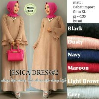 jesica dress 2 by Athaya hijab