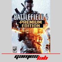 PC Games Battlefield 4: Premium Edition (game included + all DLC)