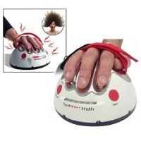 Polygraph Shocking Liar Micro Electric Shock Lie Detector Truth