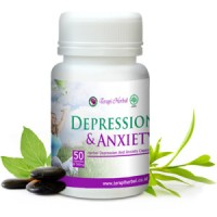 Depression & Anxiety - Obat Herbal Mengatasi Depresi dan Kecemasan