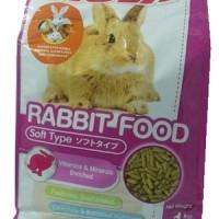 Jual Pakan Makanan Kelinci NOVA RABBIT FOOD Original 1KG Murah