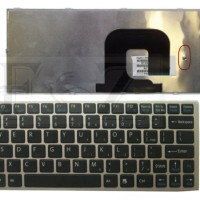 Keyboard SONY Vaio VPC-YA VPCYA VPC-YB VPCYB Series / 9Z.N5USW.21A