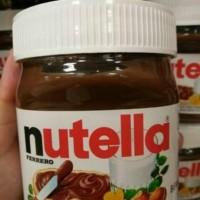 Jual nutella spread 350 gram Murah
