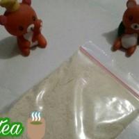 Jual Masker bubuk organik green tea oatmeal Murah