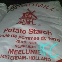 Potato starch windmill Ex Holland