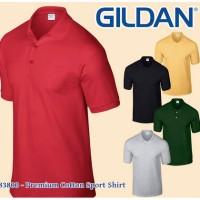 Jual Gildan Sport Shirt Premium Cotton 83800 Murah