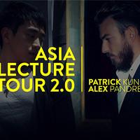 DVD Sulap: Asia Lecture Tour 2 0 by Alex Pandrea and Patrick Kun