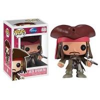 Jual Funko POP Disney Jack Sparrow Pirates Of The Caribbean Vinyl Figure To Murah