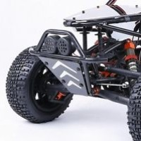 1/5 scale rc baja parts Rovan parts new metal front bumper for baja 5T