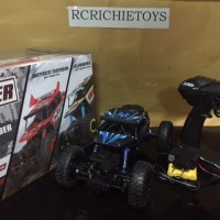 Rc Crawler Climbing 2.4Ghz 4 WD JD Toys Mainan Mobil Offroad