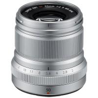 Fujinon XF 50mm f2 WR Silver