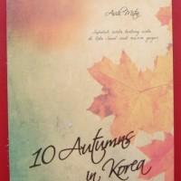 10 AUTUMN IN KOREA -Asih Mitra