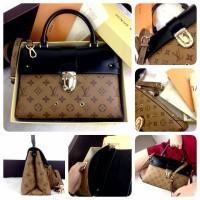 LOUIS VUITTON One Handle Flap Reverse Bag LV43125
