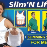 Slimming Shirt For Men (Slim N Lift Body Shaping For Man)