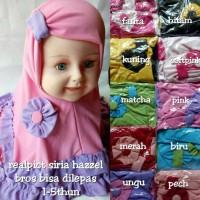 Kerudung Anak Jilbab Anak Jilbab Bayi Jilbab Kids Hazel