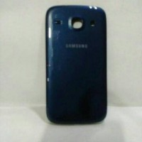 Back Door Samsung Galaxy Core Duos / 1 i8262 Backdoor Biru Tutup Hp