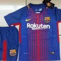 Jersey Kids Barcelona Home 2017/2018 Grade ori official