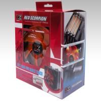 Xigmatek Red Scorpion S1283 HDT HSF/HeatSinkFan/CPU Cooler/Cooler
