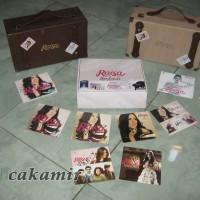 Diskografi Raisa + Tanda Tangan Asli (CD DVD Single Album Boxset DLL)